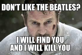 The Beatles Meme - beatles meme by teamfreewillangel on deviantart