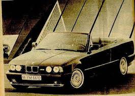 bmw e34 convertible highly speculative bmw looking into 5 series coupe and cabrio
