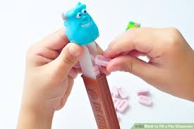 where can i buy pez dispensers how to fill a pez dispenser 7 steps with pictures wikihow