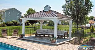 how to build a backyard pavilion home decorating interior