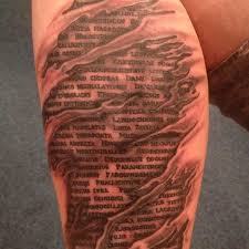 100 scroll tattoos for men rose and scroll tattoos pictures