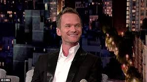 neil patrick harris tells of the struggle to come to terms with