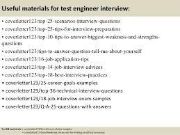 Sample Resume Teenager by Download Modem System Test Engineer Sample Resume