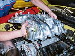 mustang intake manifold ford mustang gt aluminum intake manifold for 4 6 liter two valve