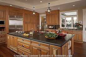 Cherry Vs Maple Kitchen Cabinets by Dark Maple Kitchen Cabinets Gen4congress Com