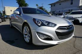 2015 hyundai genesis coupe 2dr 3 8l auto base w black seats