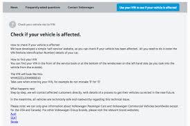 volkswagen group vw scandal diesel emissions crisis pictures vw emissions