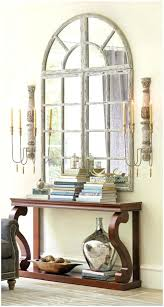 entryway hall tree with mirror coat hooks and storage bench target