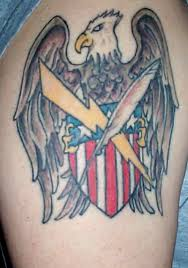 us flag n fallen soldier tattoo design photos pictures and