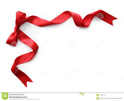 ribbon bow satin ribbon with bow stock image image 17698731