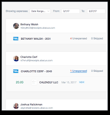 Web Expense Reporting by Sage Expense Reporting Software
