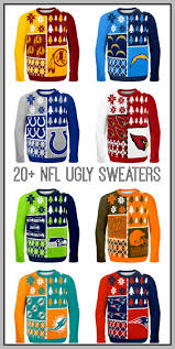 nfl sweaters nfl sweater ideas our thrifty ideas