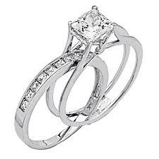 cheap wedding ring engagement rings wedding rings princess cut white gold awesome