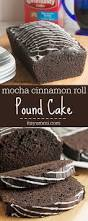 mocha cinnamon roll pound cake its yummi bites of food and life