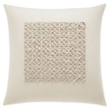 buy vera wang decorative bed pillows from bed bath u0026 beyond
