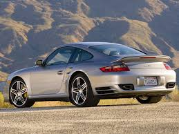 silver porsche 2007 silver porsche 911 turbo wallpapers