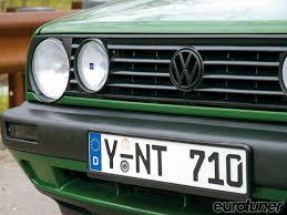 Golf Gti Mk2 Interior 1988 Volkswagen Gti Mk2 Turbo Eurotuner Magazine