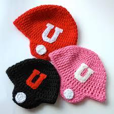 crochet pattern knight helmet free 5 little monsters crocheted football helmet hats free pattern