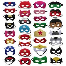 halloween paper mache masks home u0026 garden festive u0026 party supplies party masks superhero masks