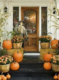 thanksgiving front porch decorating ideas can see this in front of