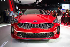 kia convertible the kia stinger is a sports sedan that sizzles in a sea of