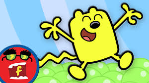 wubbclub tour fredbot children u0027s cartoon wow wow wubbzy