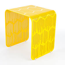 Yellow Side Table We Love Yellow Bt2 Internet Interiors
