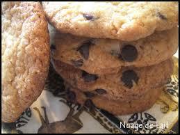 cuisiner sans oeufs cookies aux pépites de chocolat sans oeuf pour la semaine du goût