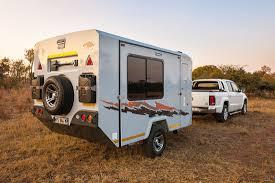 diy offroad camper caravan review mobi lodge caravan u0026 outdoor life magazine