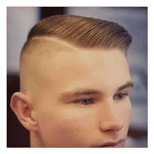 mens haircuts short on sides plus mens brown haircut with shaved