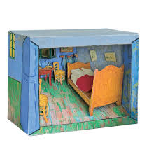 vincent van gogh bedroom vincent van gogh bedroom in arles diorama second state nova68 com