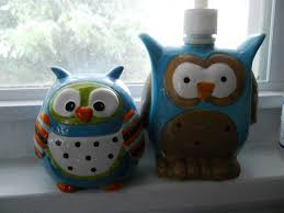 owl kitchen canisters owl decorations for kitchen 1848