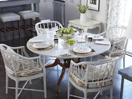 kitchen table painted round table tops how to paint a dining