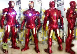 iron costume cospaly armor for sale on storenvy