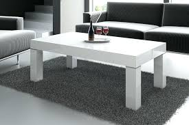 Coffee Tables With Led Lights White Hi Gloss Coffee Table Coffee Table Drawers Saving