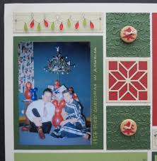 how to scrapbook christmas traditions