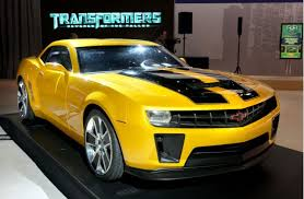 chevrolet camaro transformers chevrolet to offer limited edition bumblebee camaro