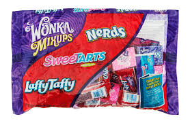 wonka nerds sweet tarts laffy taffy mixups candy shop candy