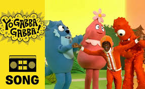 Yo Gabba Gabba Images by I Like To Dance Yo Gabba Gabba Youtube