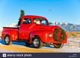 Vintage Ford Truck Commercials - vintage red ford pick up stock photos u0026 vintage red ford pick up