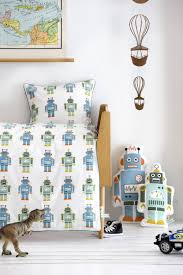 robots bedding by ferm living diddle tinkers next