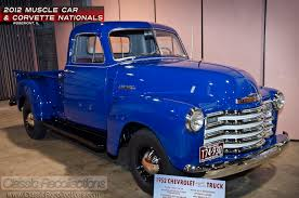 Classic Chevy Trucks Models - mcacn 1952 chevrolet 3600 pickup truck u2013 classic recollections