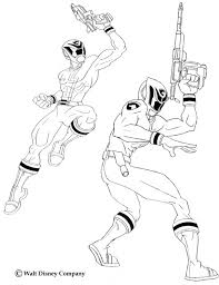 power ranger fight coloring pages hellokids