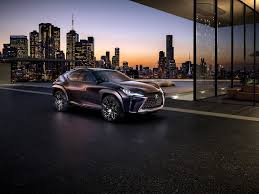 lexus compact car lexus u2013 ls flagship u0026 ux concept at naias 2017 c magazine