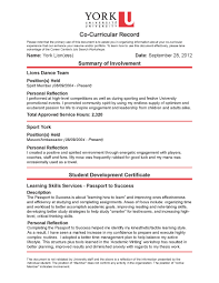 Bartender Resume No Experience Template Yu Connect U2014 The Hub For Everything Extra Curricular The New York Er