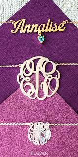 Name Style Design by 40 Best Name Necklaces By Jewlr Images On Pinterest Name