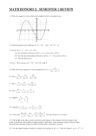 honors algebra 2 worksheets free worksheets library download and