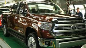 toyota us sales toyota sees drop in sales of san antonio made tundra and tacoma