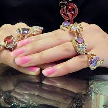 beautiful hand rings images Rings hand by dearkhan jpg