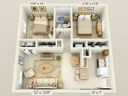 Two Bedroom Apartment Design Ideas Attractive Two Bedroom Apartment Design Ideas 1000 Images About